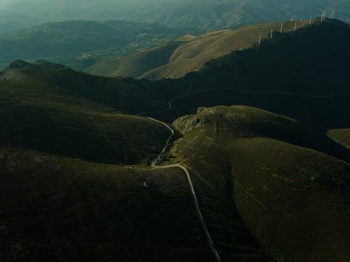 Ingyenes stockfotó drón, hegy, mara £ o, Portugália témában