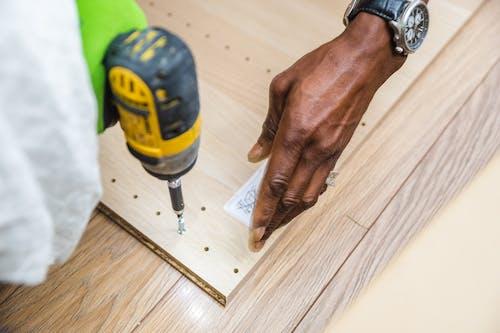dril, 坐商, 宜家家具組裝, 家具組裝 的 免費圖庫相片