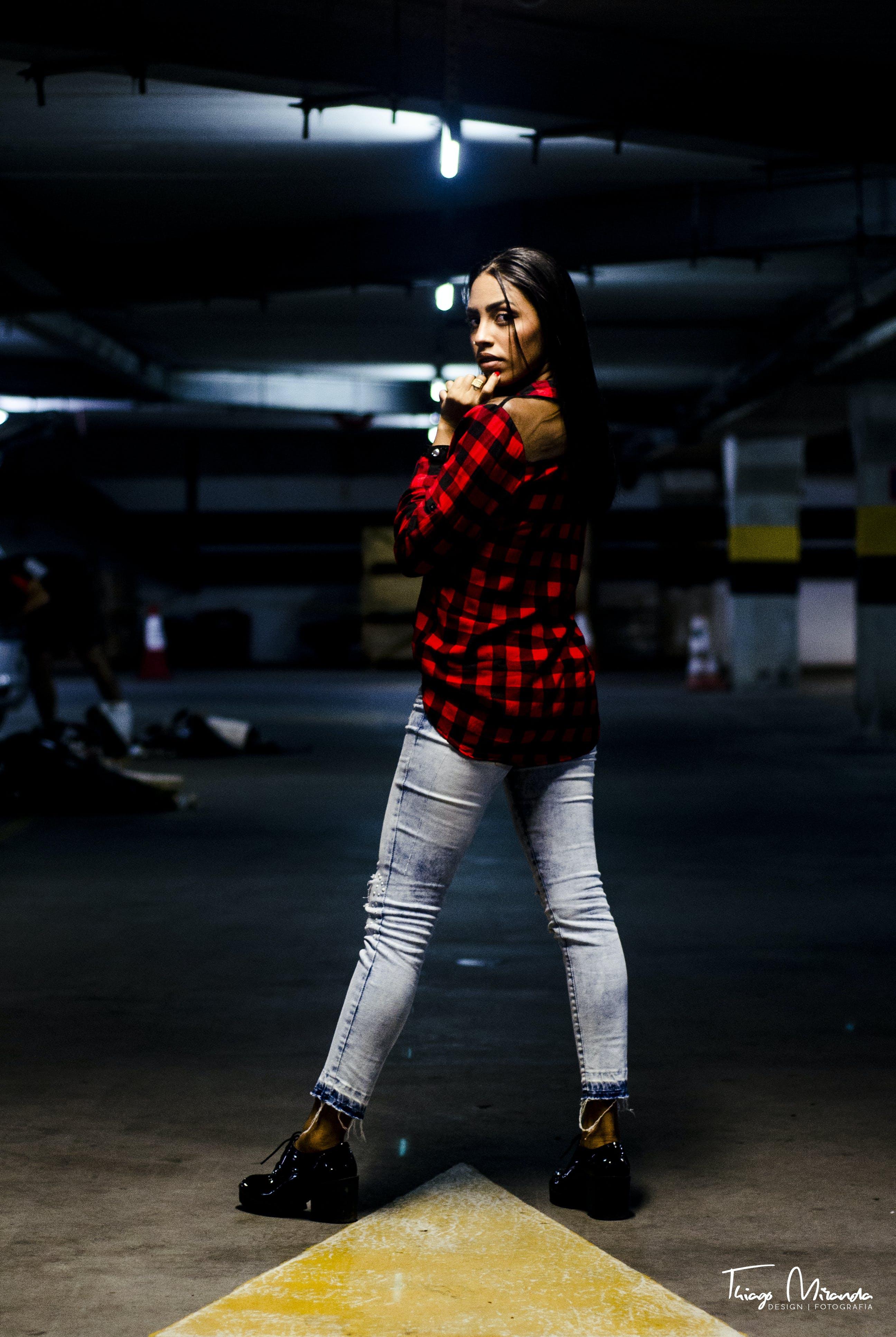 Free stock photo of woman, model, style, urban