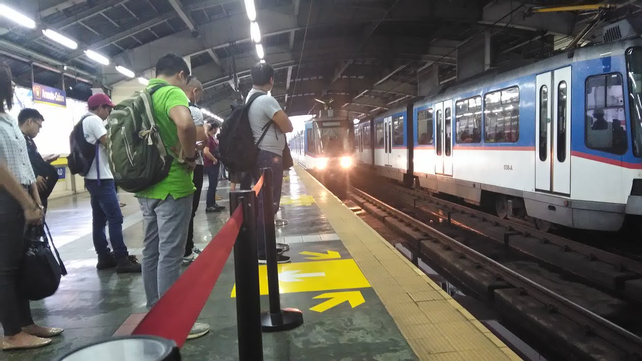 Free stock photo of philippines, train station
