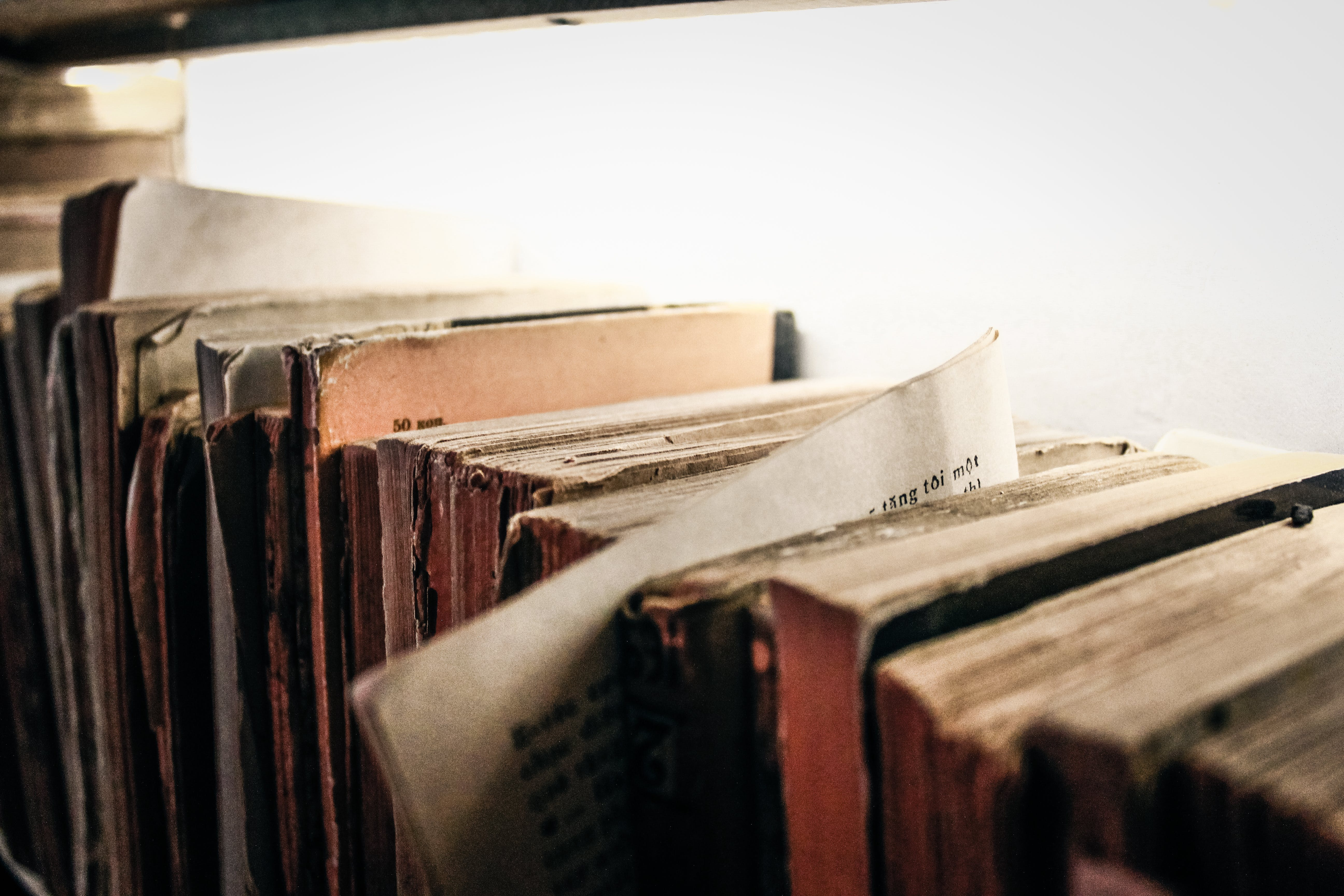 Free stock photo of book, classic, color, indoor