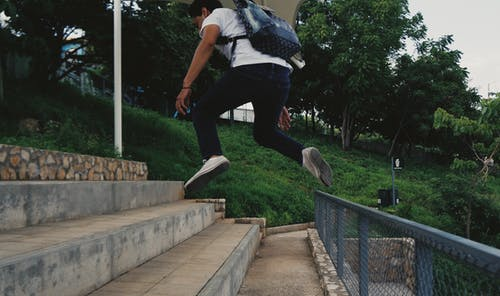 Immagine gratuita di #street #jump #life