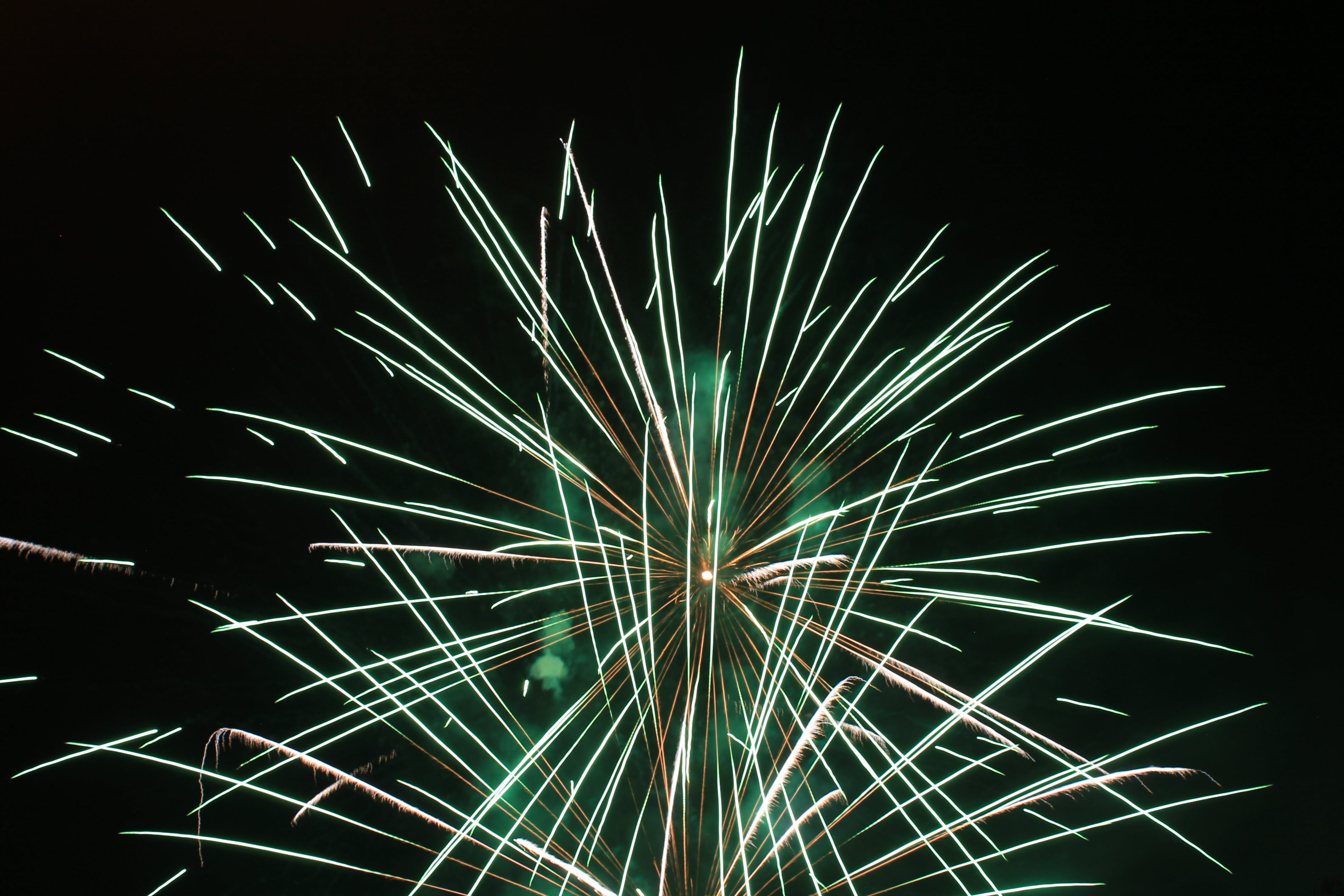 Photography of Fireworks During Evening