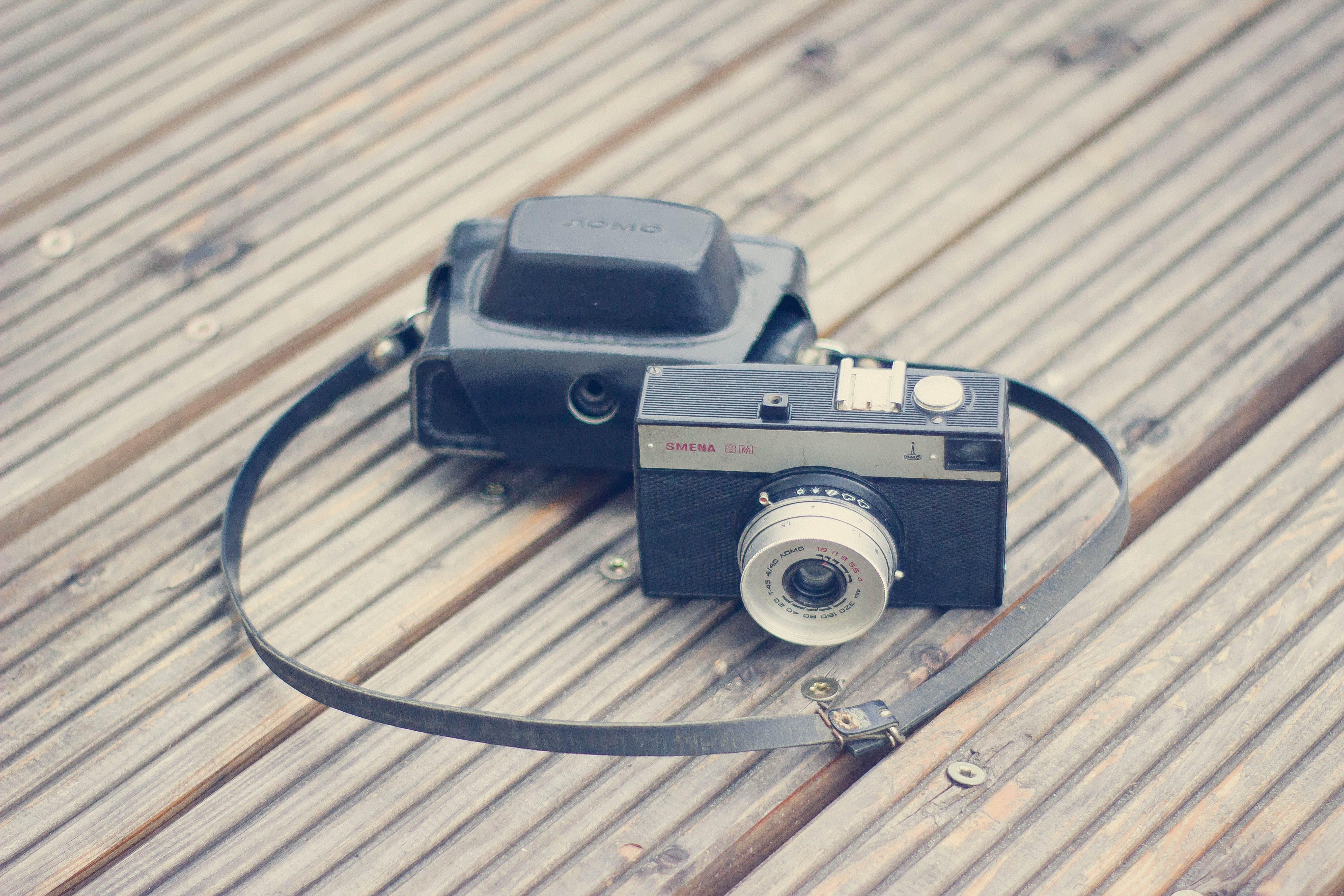 Ingyenes stockfotó fényképezőgép, Old school, retro, smena témában