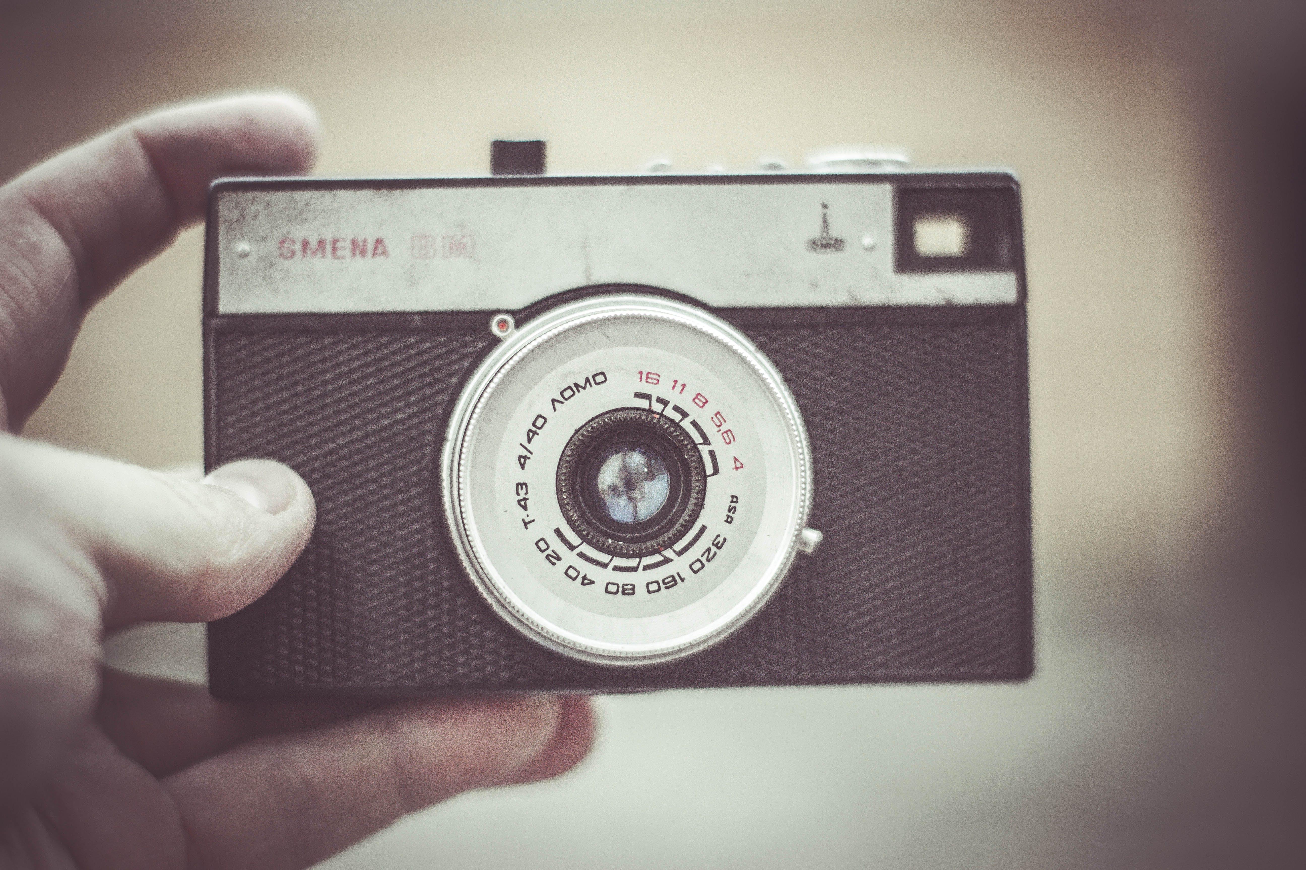 camera, dslr, oldschool
