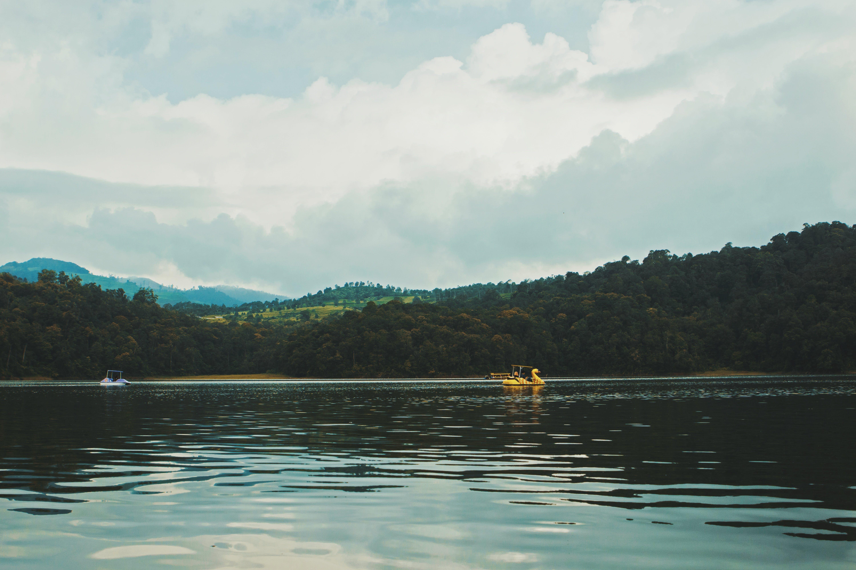 Free stock photo of lake, vacation