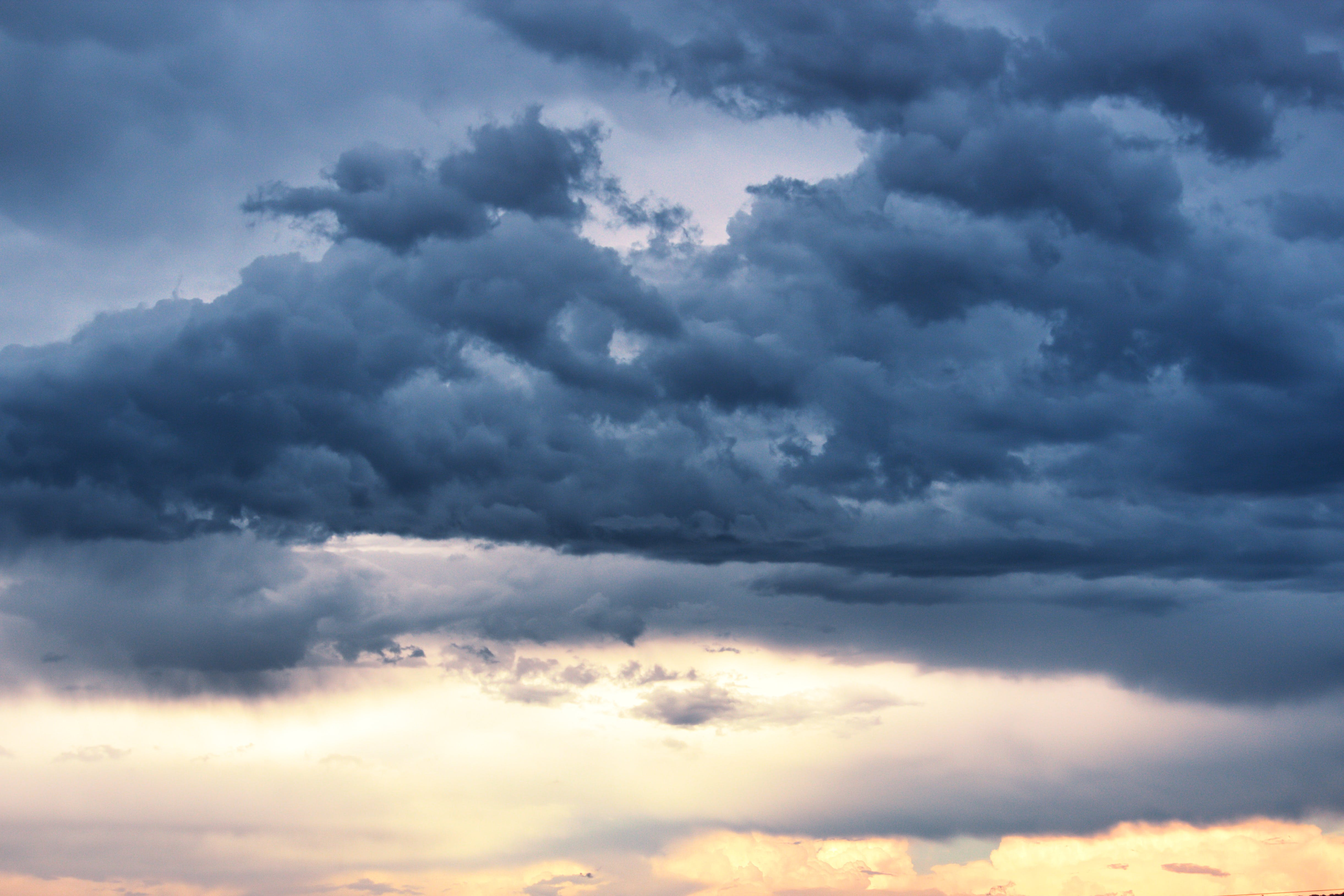 Free stock photo of beauty, clouds, cloudy skies, dark clouds