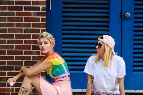 다채로운, 레저, 레크리에이션, 무지개의 무료 스톡 사진
