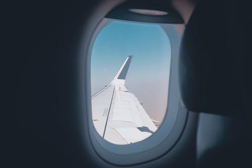 Δωρεάν στοκ φωτογραφιών με αεροπλάνο, αεροπλοΐα, αεροσκάφος, γαλάζιος ουρανός
