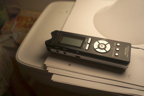 Free stock photo of Digital recorder, mezzo, nagra