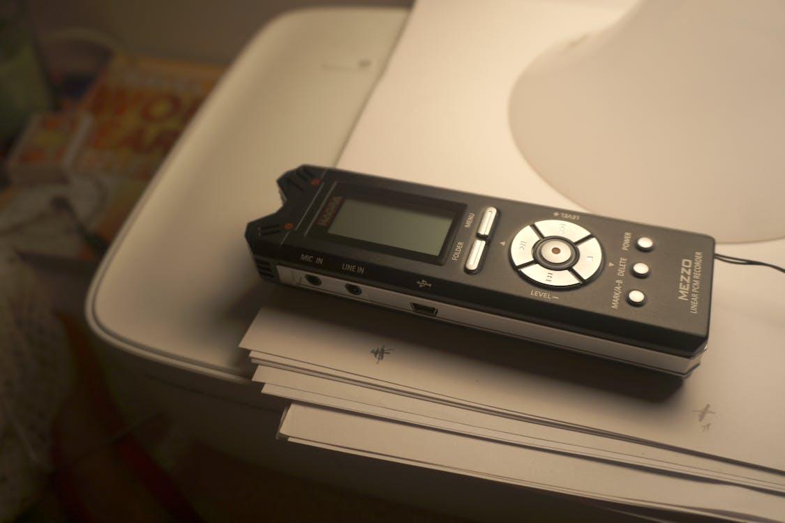 Free stock photo of digital recorder, mezzo, nagra