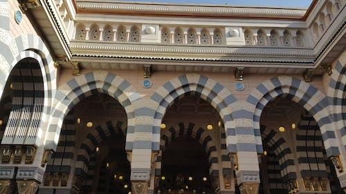 Kostenloses Stock Foto zu ksa, madeenah, masjid an-nabawi