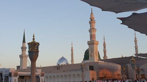 Free stock photo of ksa, madeenah, masjid an nabawee