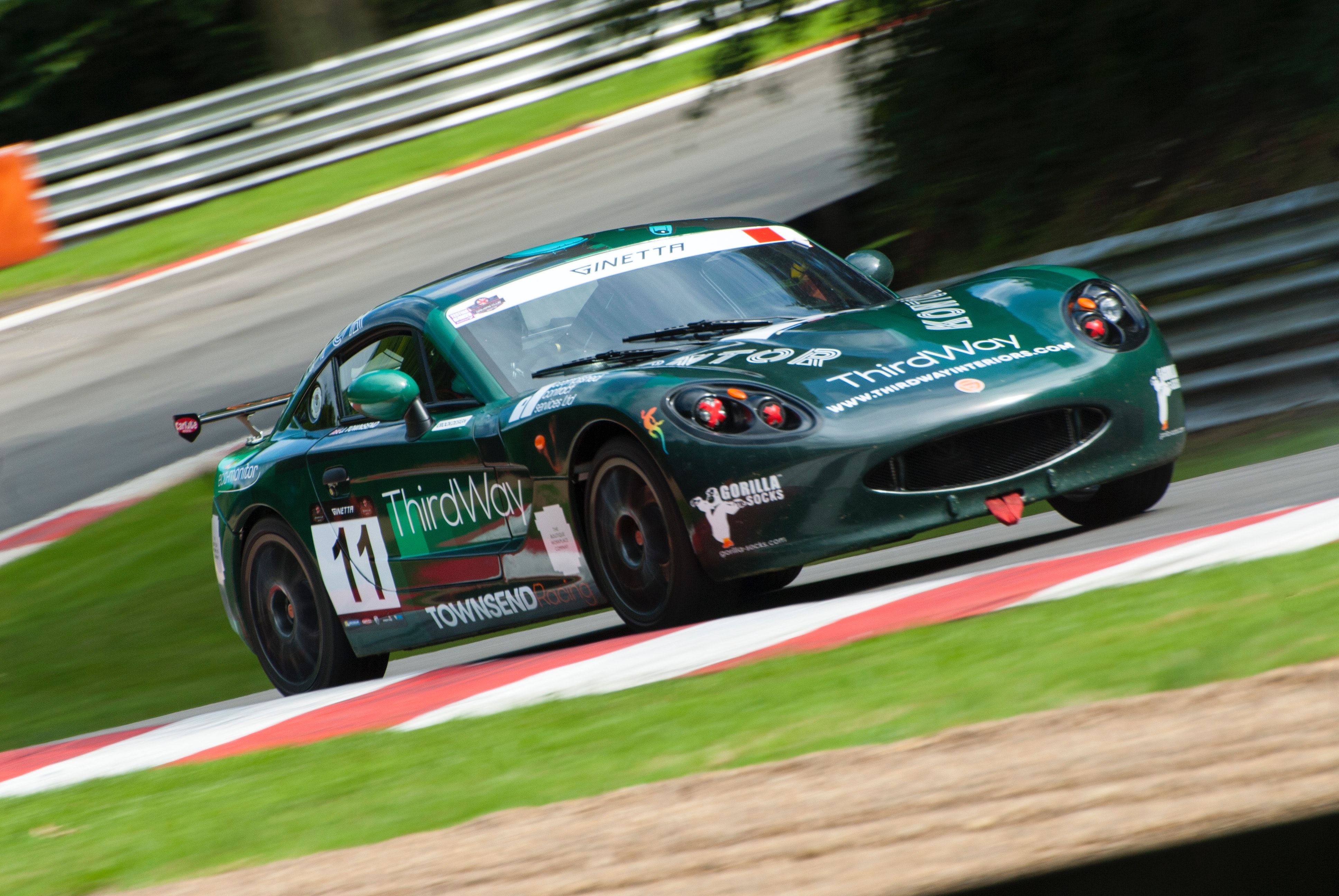 Free stock photo of auto racing, brands hatch, car