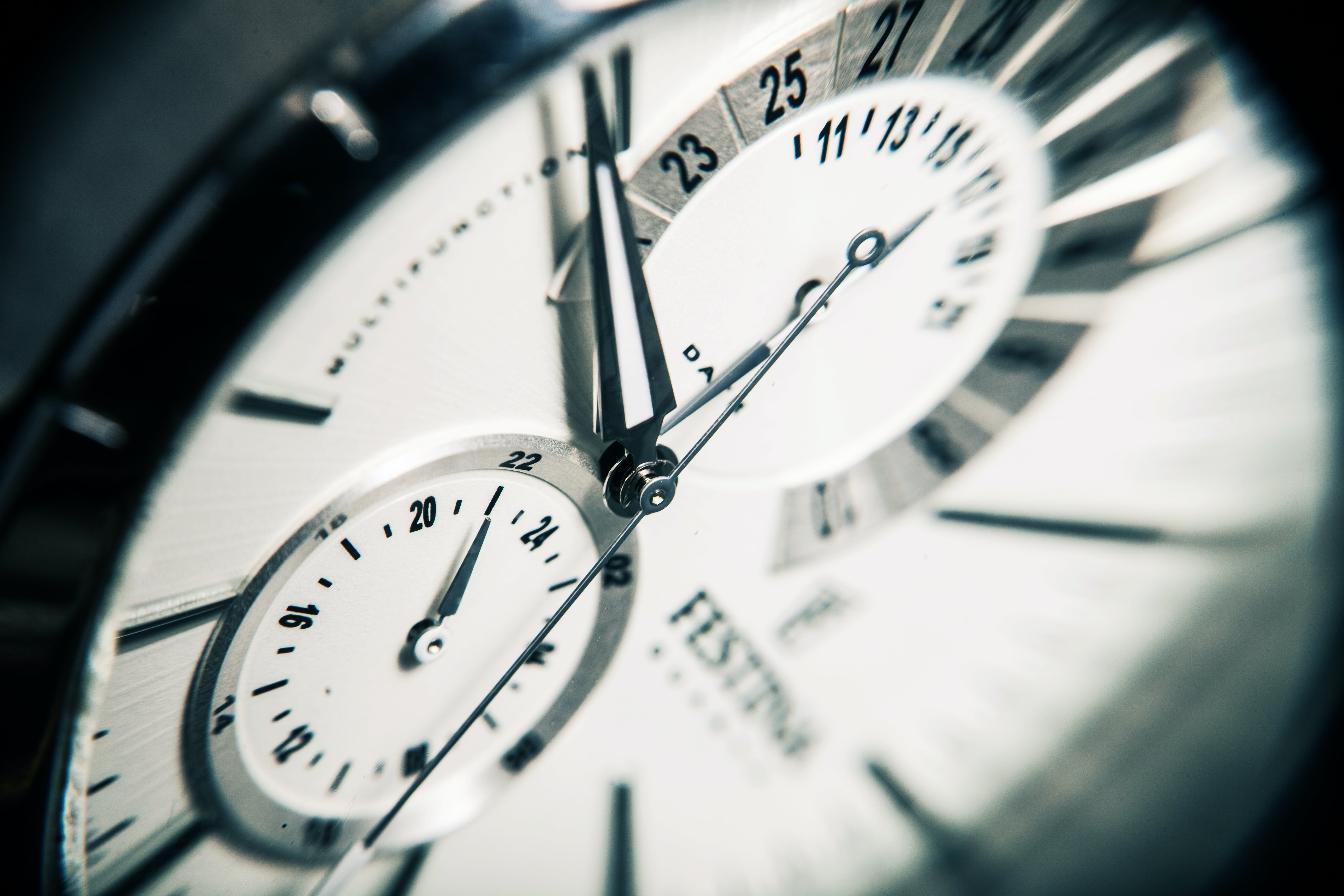Free stock photo of clock pointers, hands of a clock, things, time