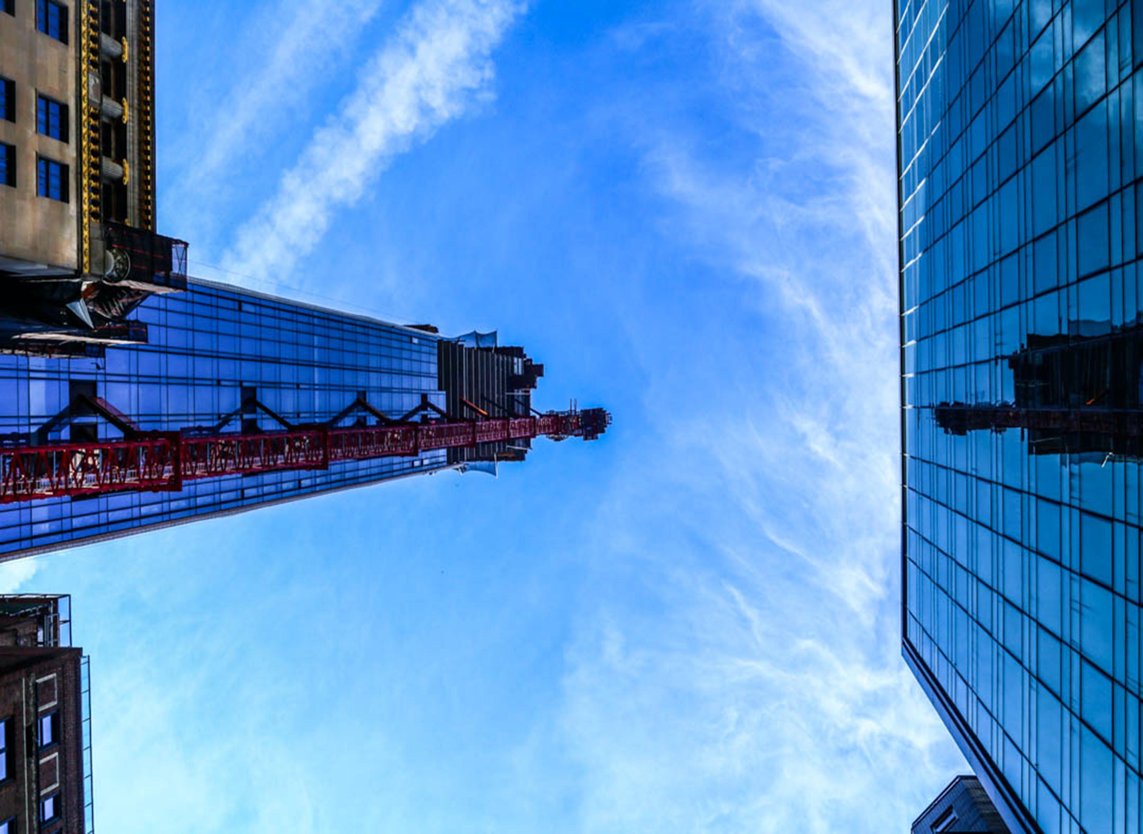 Free stock photo of #Cityscape, #construction, #high rise, #manhattan