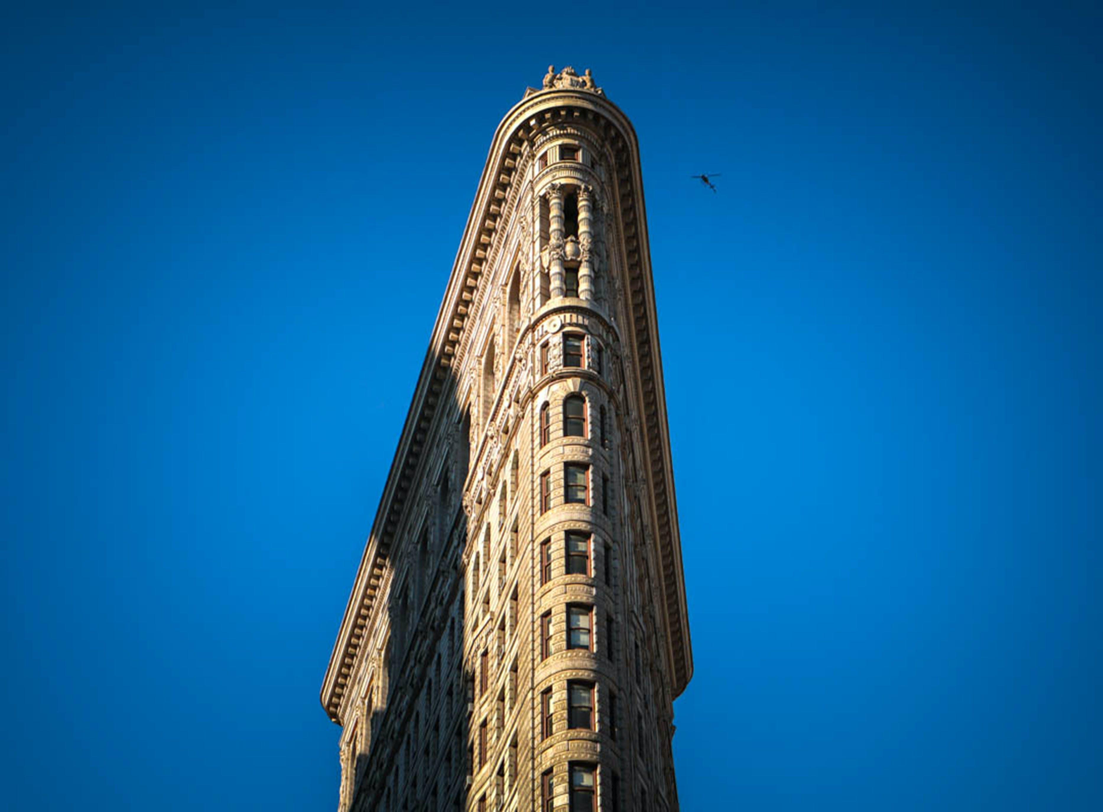 Free stock photo of #building, #flatiron, #iconic, #landmark