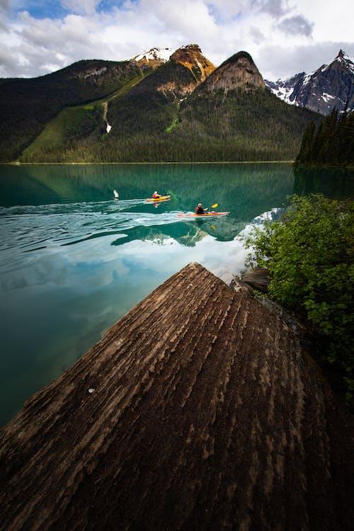 冒險, 加拿大, 反射, 天性 的 免费素材照片