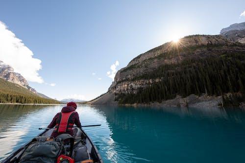假期, 冒險, 加拿大, 加拿大湖泊 的 免费素材照片