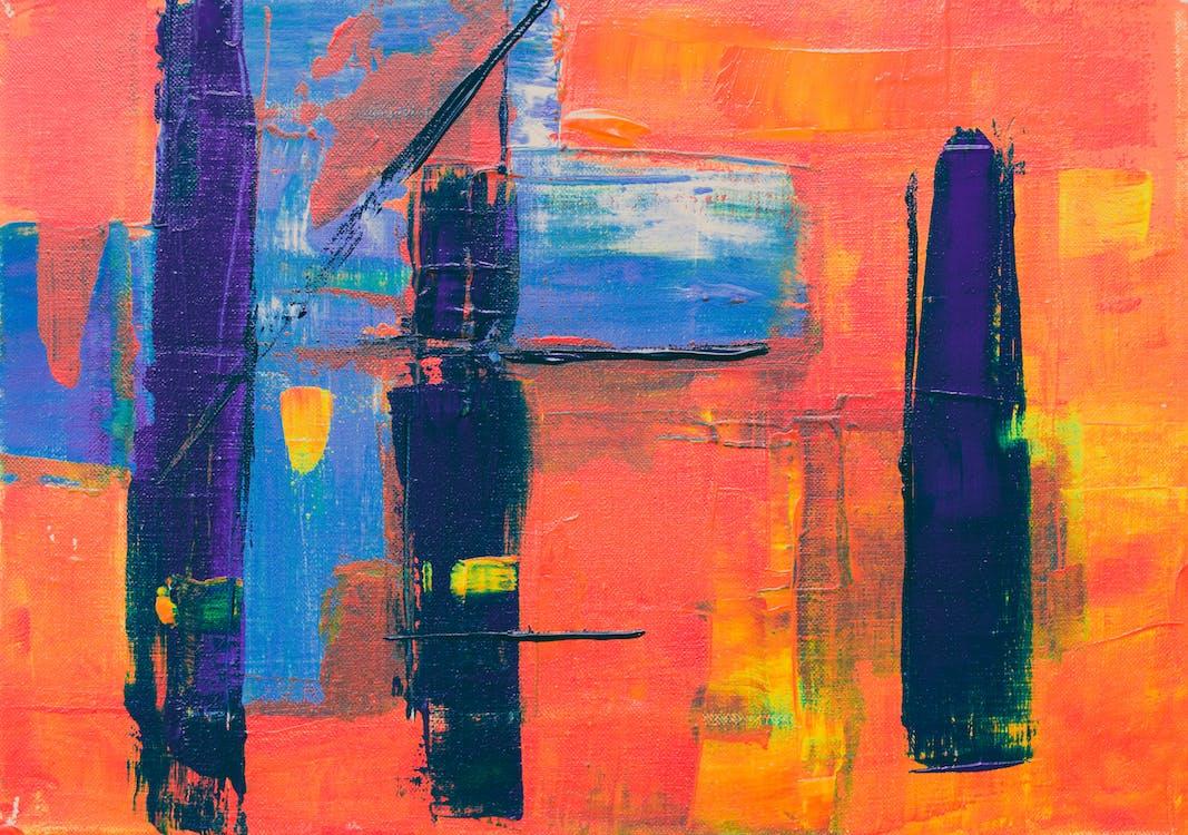 acrílic, art, art Modern