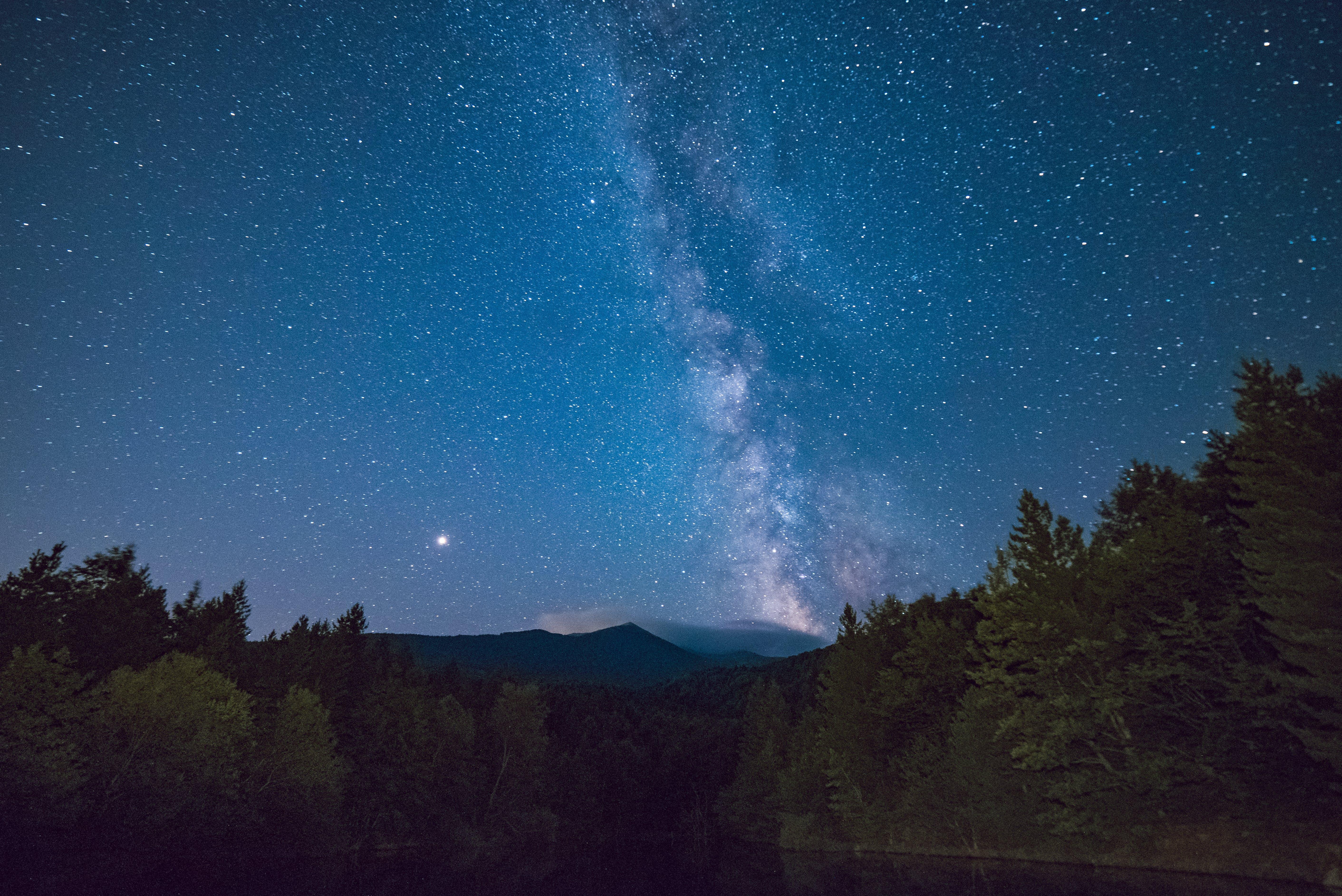 Scenic View Of Night Sky