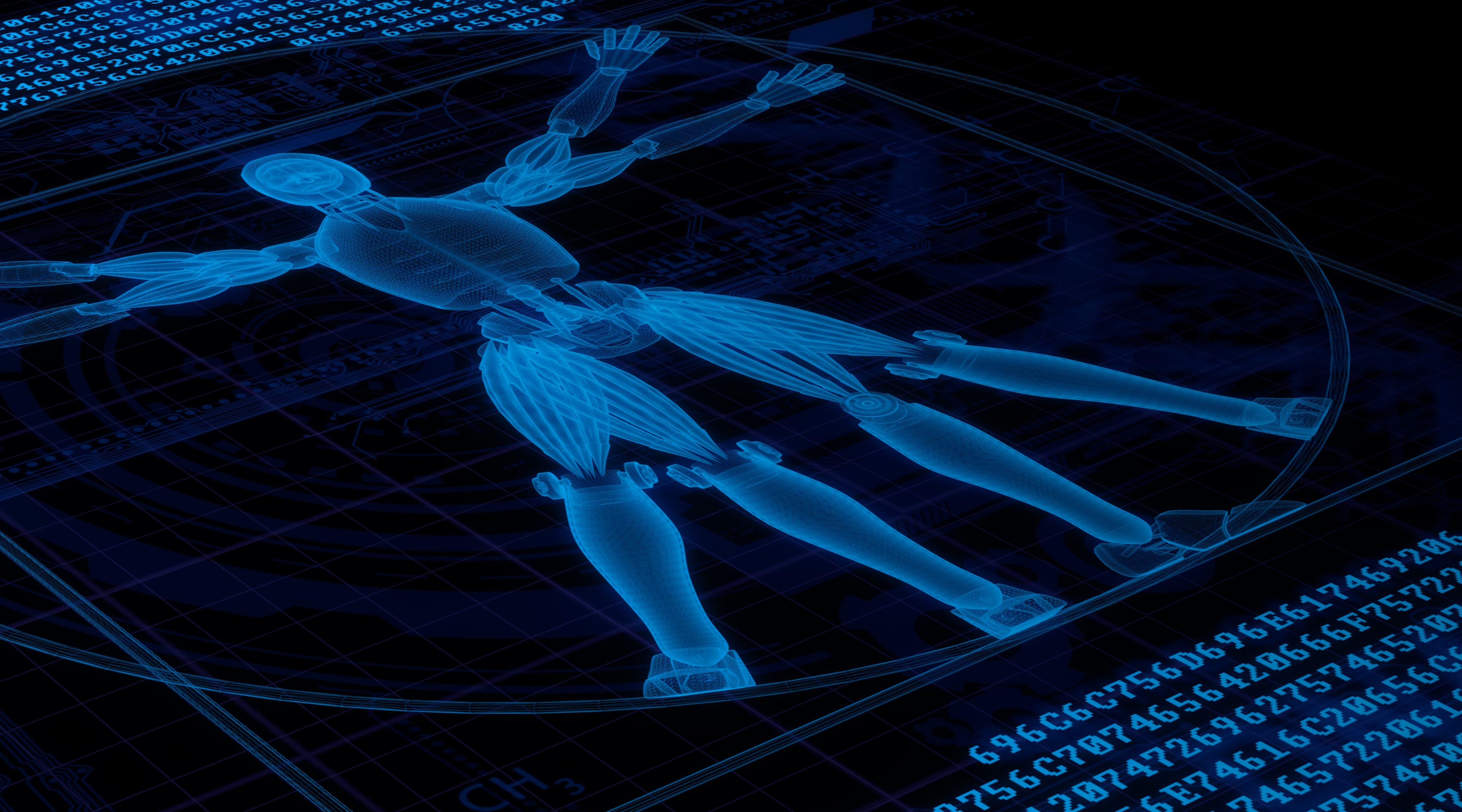 Gratis arkivbilde med 3d illustration, 3d rendering, anatomi, animatronic
