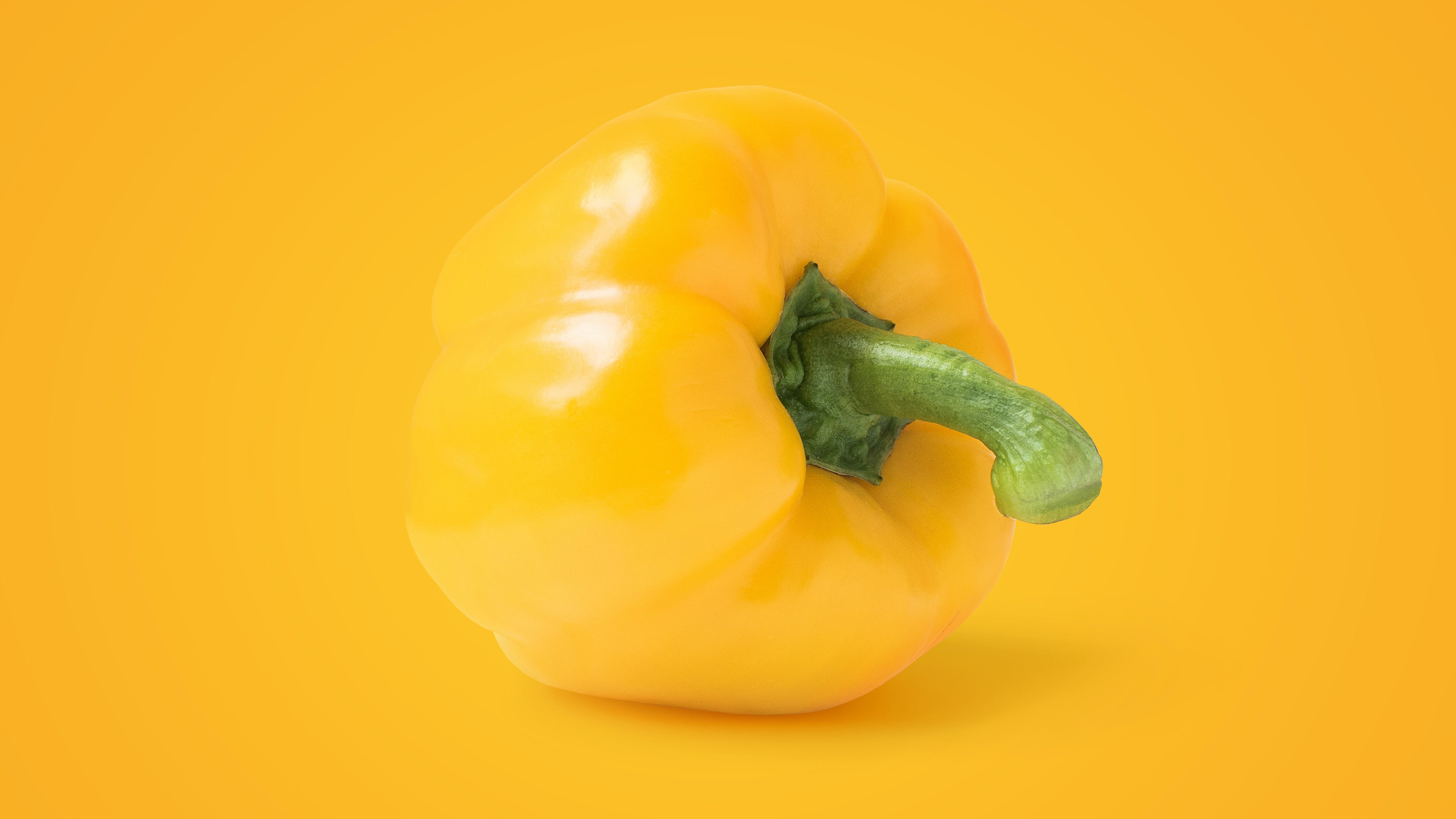 Photo Of Yellow Bell Pepper