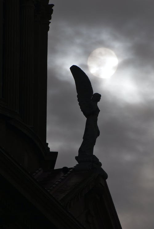 천사, 태양의 무료 스톡 사진