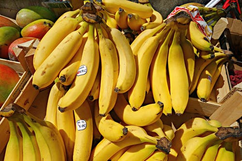 Free stock photo of banana, bunch, diet