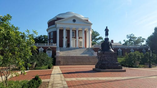 Free stock photo of Rotunda UVA, University of Virginia