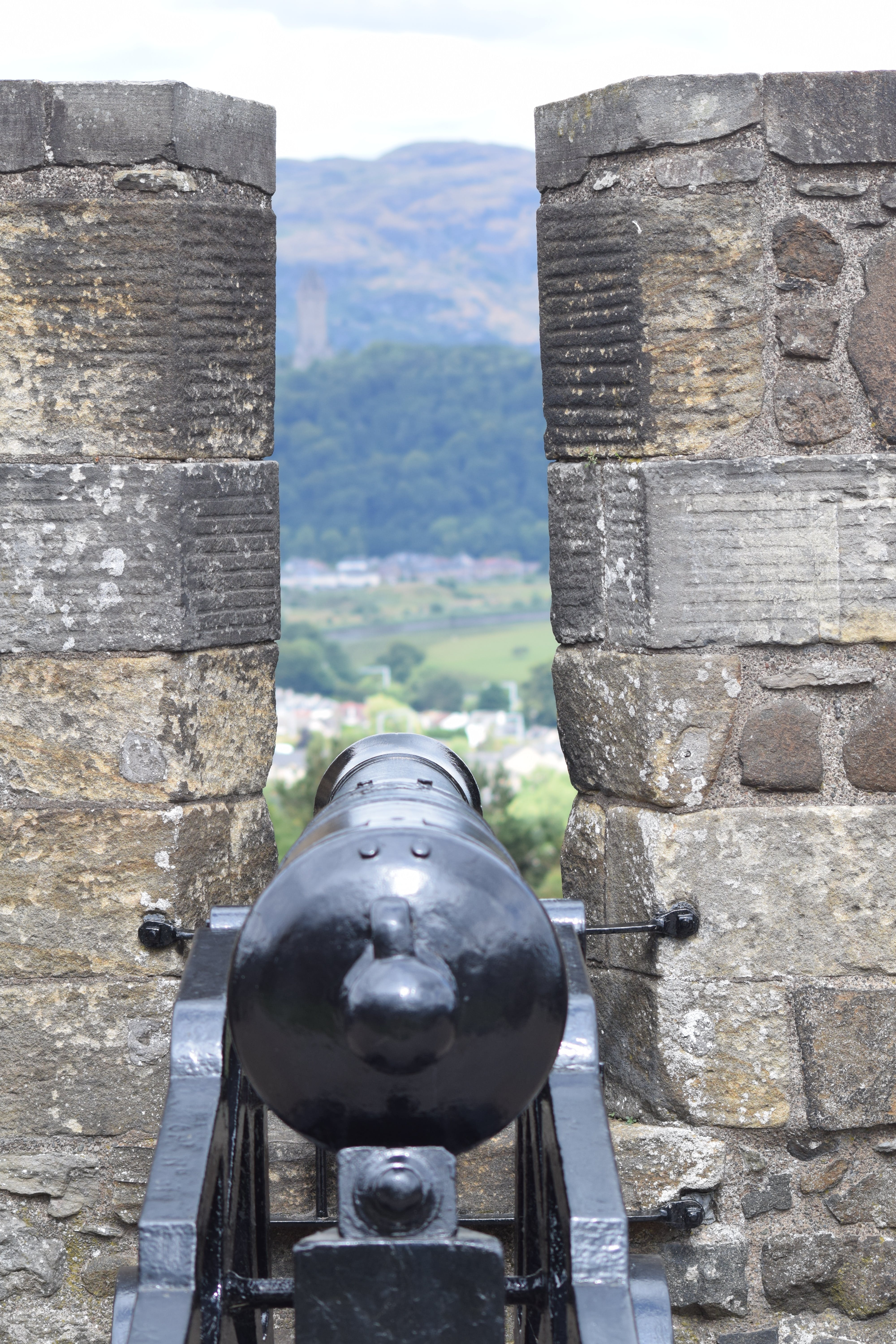 Free stock photo of cannon, castle, historic, Historic Building