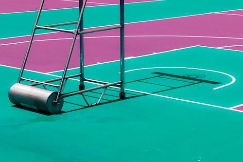 カラフル, ゲーム, バスケットボール, バスケットボールのコートの無料の写真素材