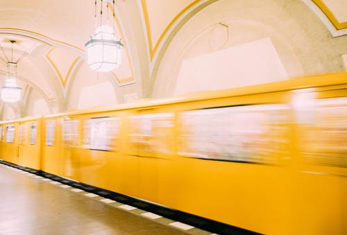 Foto d'estoc gratuïta de arquitectura, berlín, entrenar, estació
