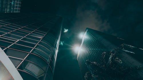 Darmowe zdjęcie z galerii z architektura, budynki, ciemny, miasto