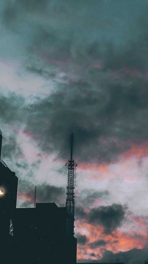 가벼운, 경치, 구름, 새벽의 무료 스톡 사진