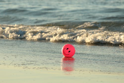Free stock photo of ball, beach, ocean