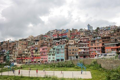 Free stock photo of beautiful city, kirtipur, nepal