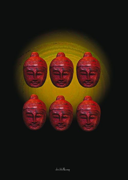 マスク, 仏の無料の写真素材