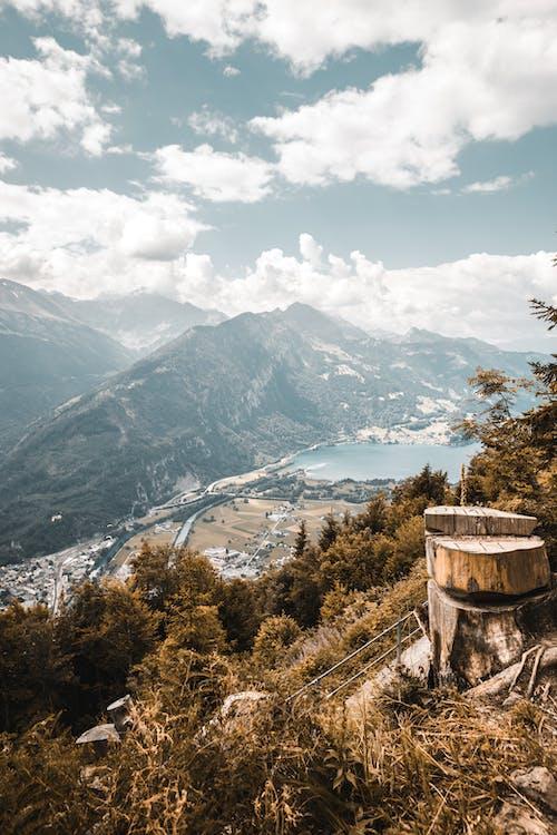 βουνό, Ελβετία, όρος
