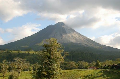 Gratis arkivbilde med #costarica, #vulkan