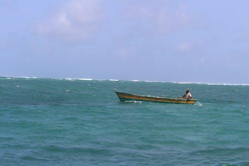 Foto profissional grátis de pescador