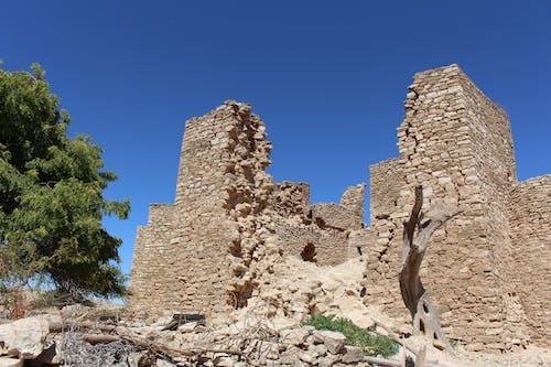 Foto profissional grátis de castelo velho