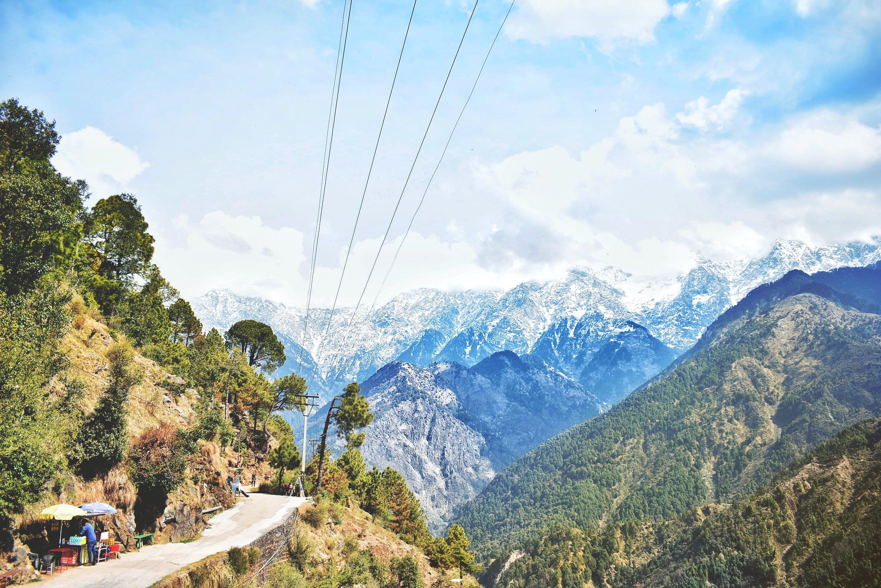 Gratis lagerfoto af bjerge, bjergkæde, bjergtinde, butik
