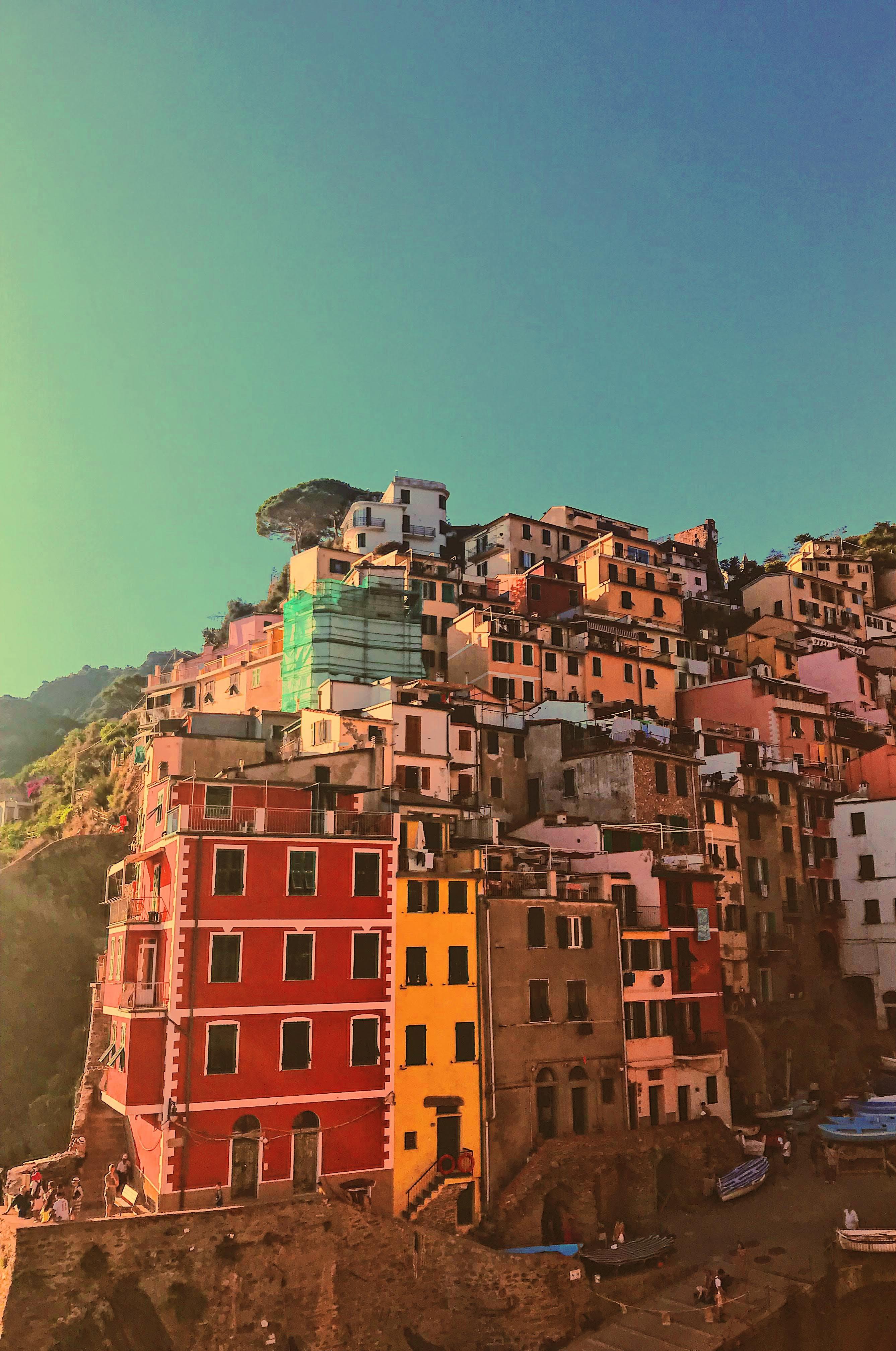Free stock photo of sky, buildings, house, italy