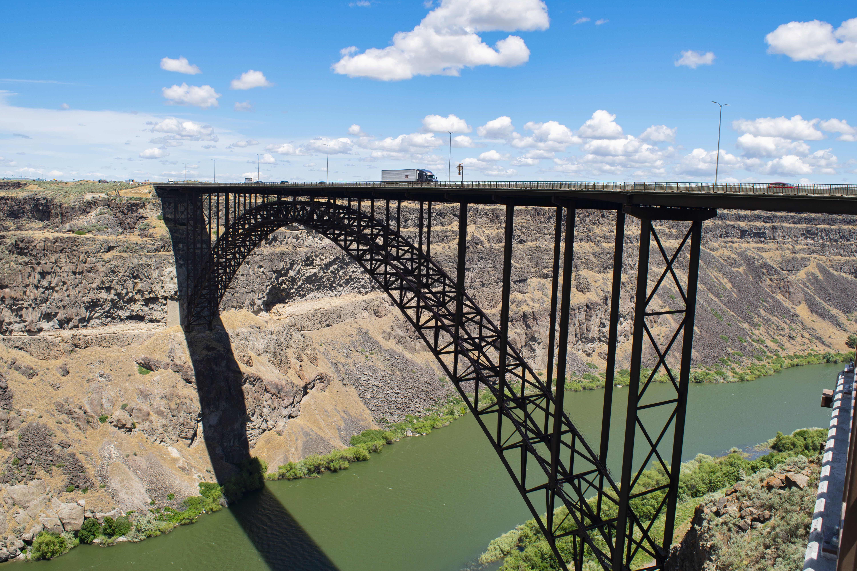 Free stock photo of landscape, summer, bridge, river