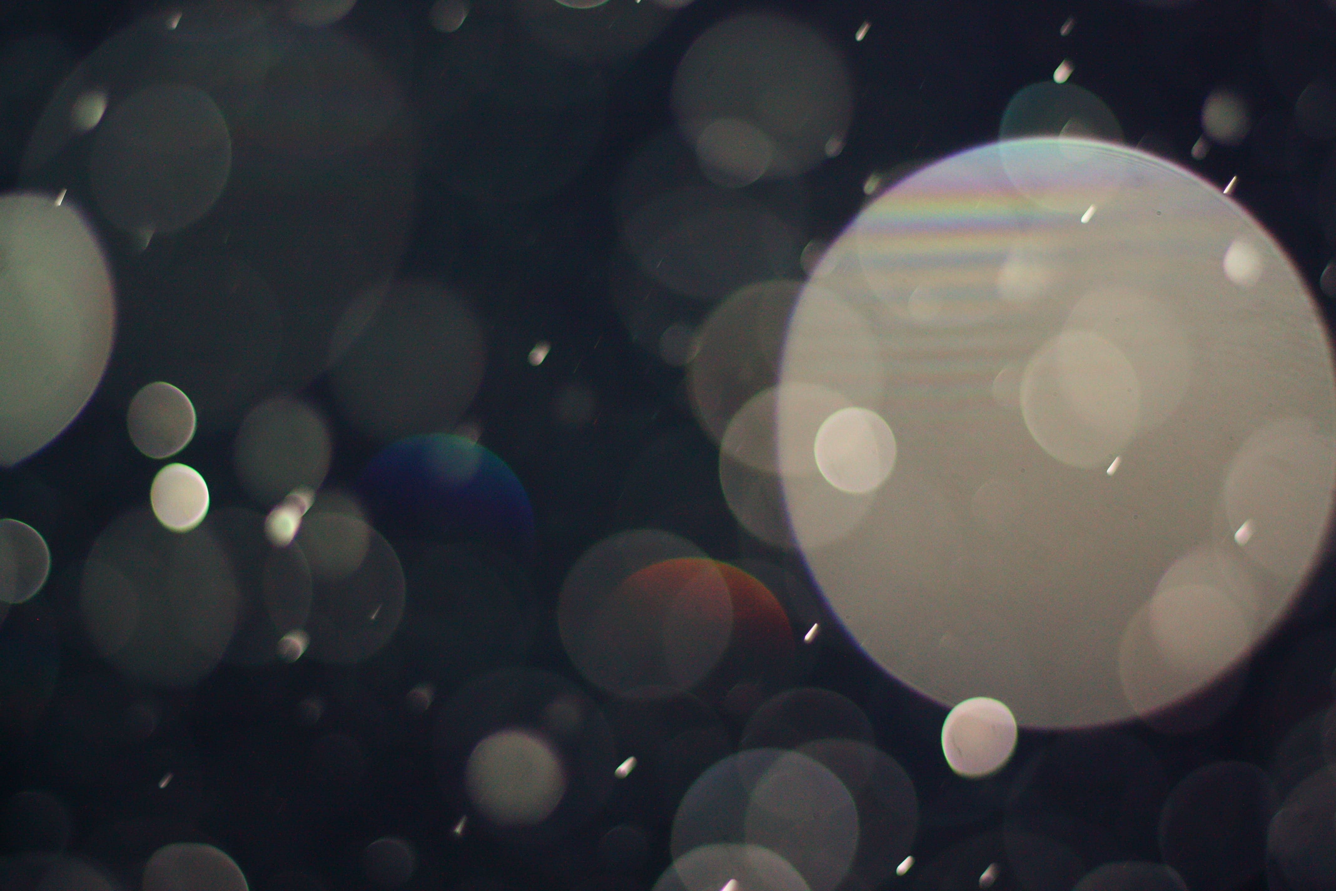 Free stock photo of light, art, night, water