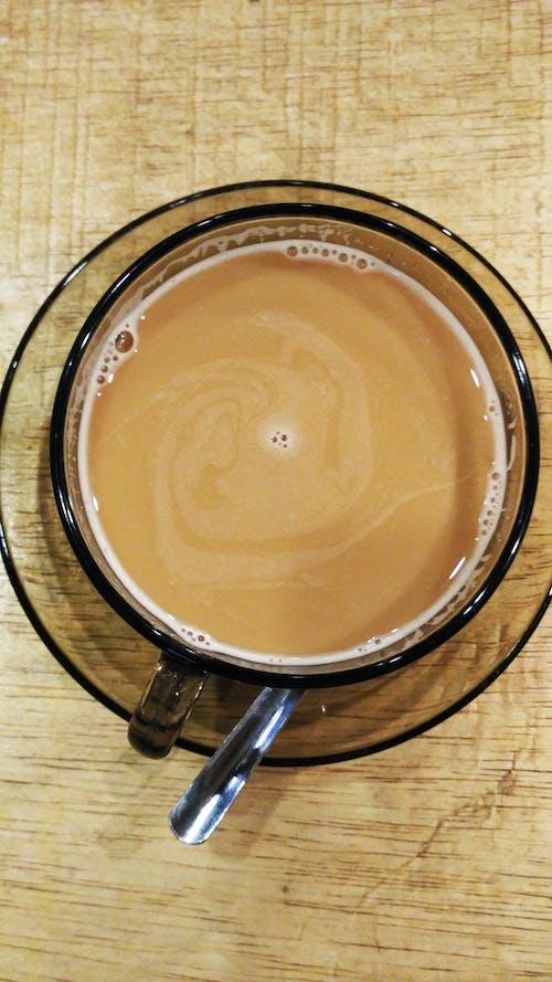 Free stock photo of coffee, coffee milk, hot coffee