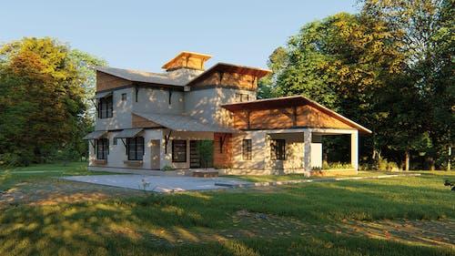 Foto d'estoc gratuïta de disseny arquitectònic