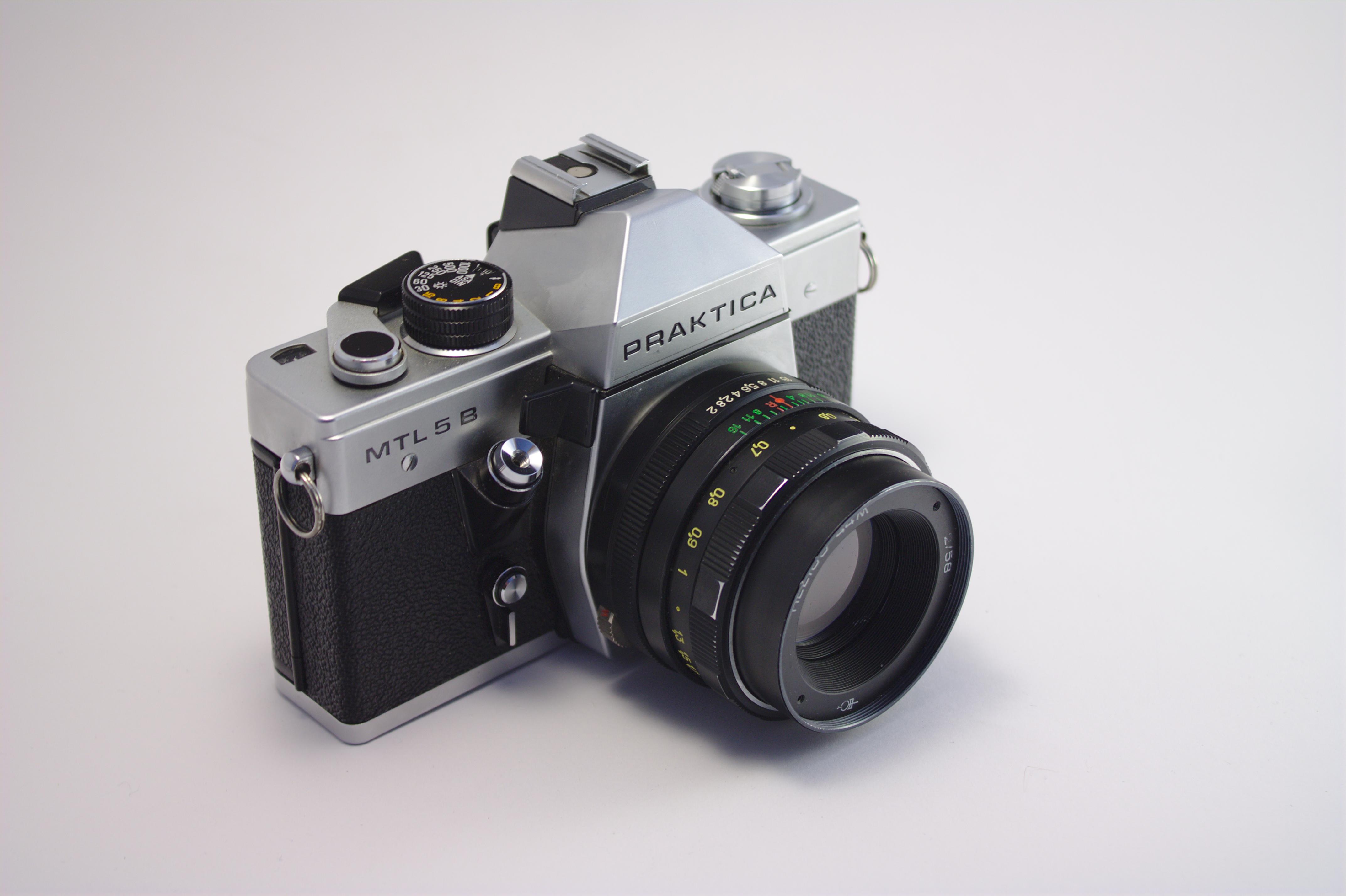 Praktica dtl lutz scholz fotografie und kameramuseum