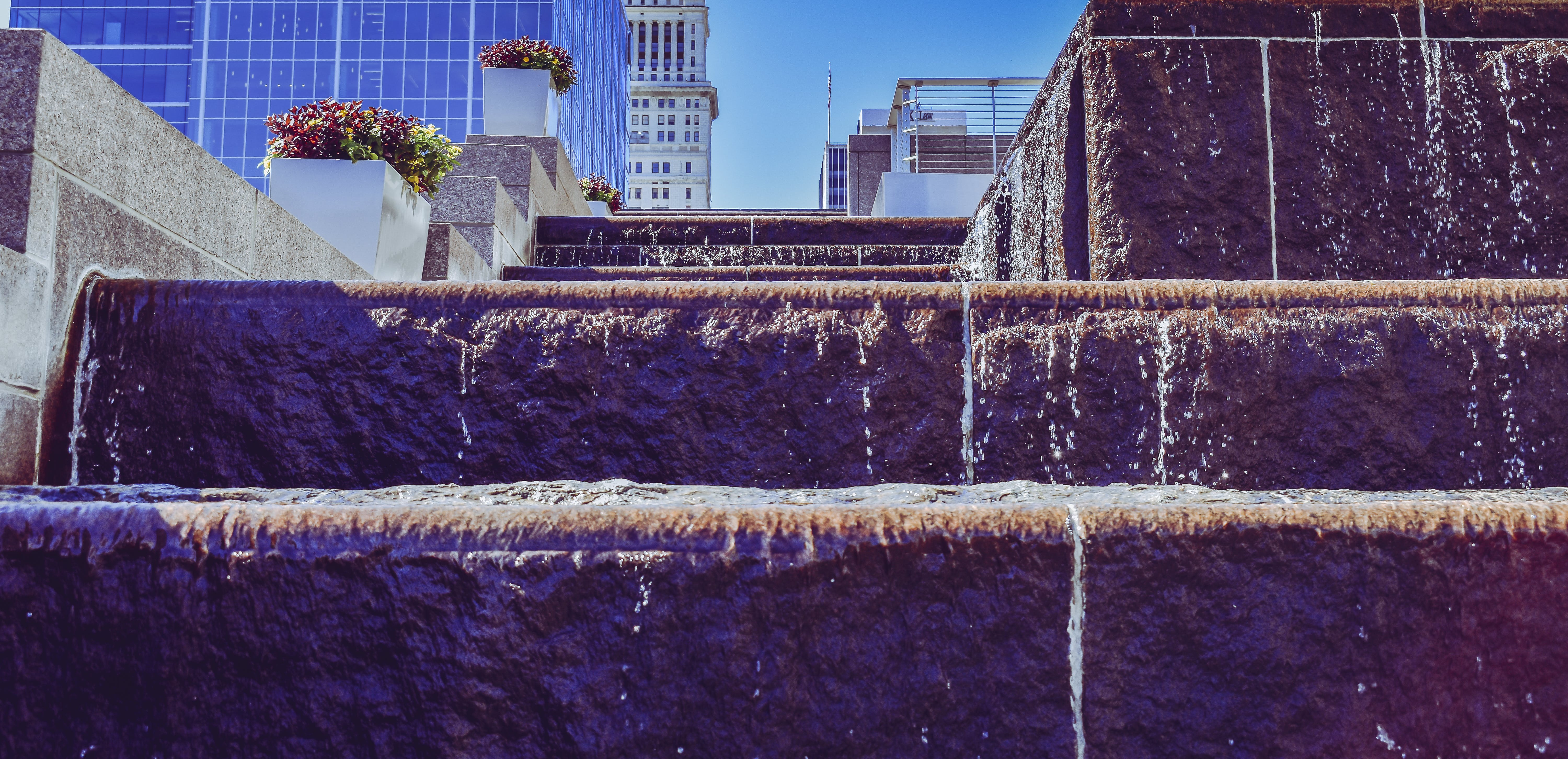 Free stock photo of water, fountain, outdoor